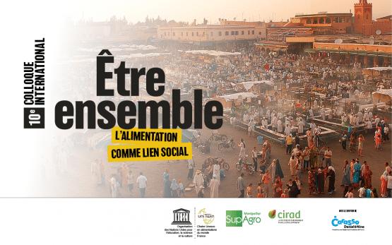 Colloque annuel de la Chaire Alimentations du monde : l'alimentation comme lien social