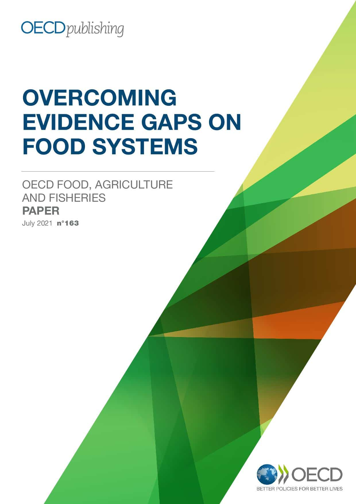 Overcoming evidence gaps on food systems