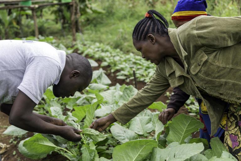 L'agroécologie et comment réduire les inégalités de genre