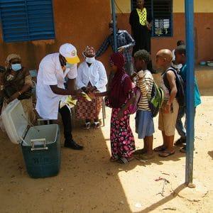 Promouvoir le lait local dans les cantines scolaires de Bobo-Dioulasso