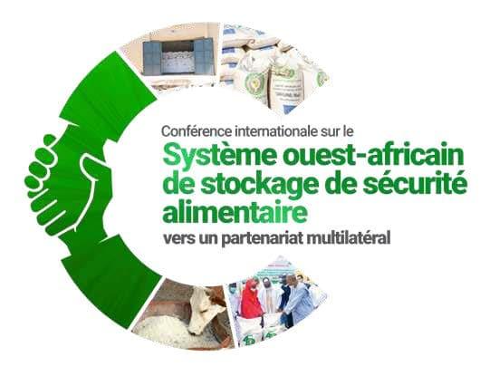 Conférence internationale sur le système de stockage de sécurité alimentaire en Afrique de l'Ouest
