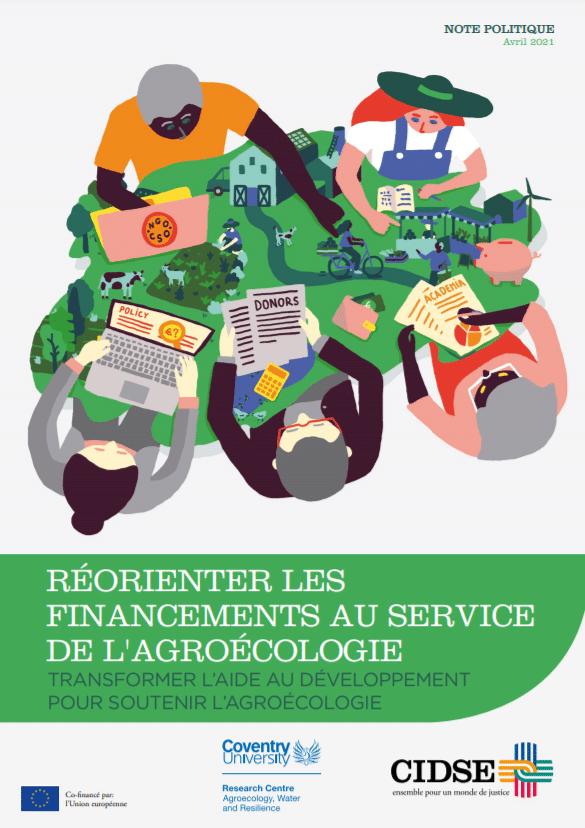 Note : Réorienter les financements au service de l'agro-écologie