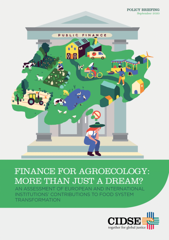 Finance et agroécologie - Make Money Work for Agroecology