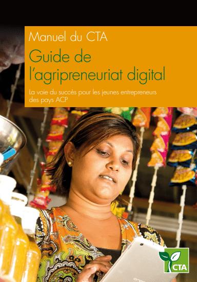 Guide - L'agripreneuriat digital