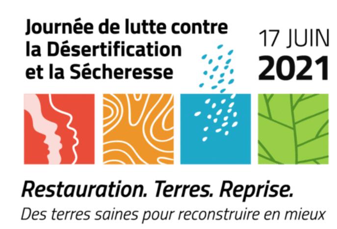 Communiqué de presse - Journée de la désertification et de la sécheresse