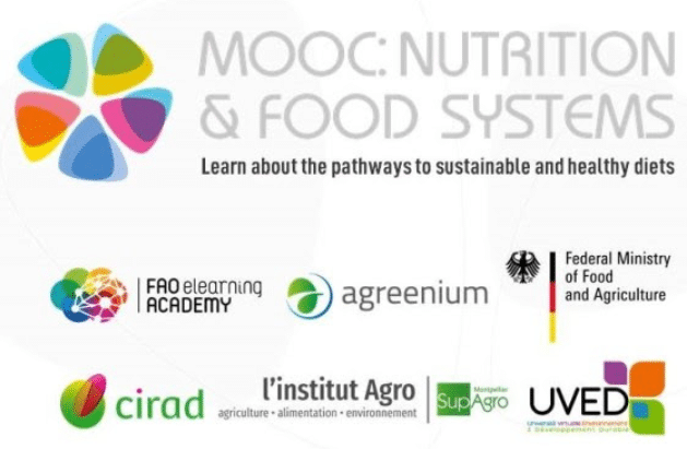 Mooc FAO - Nutrition and Food systems