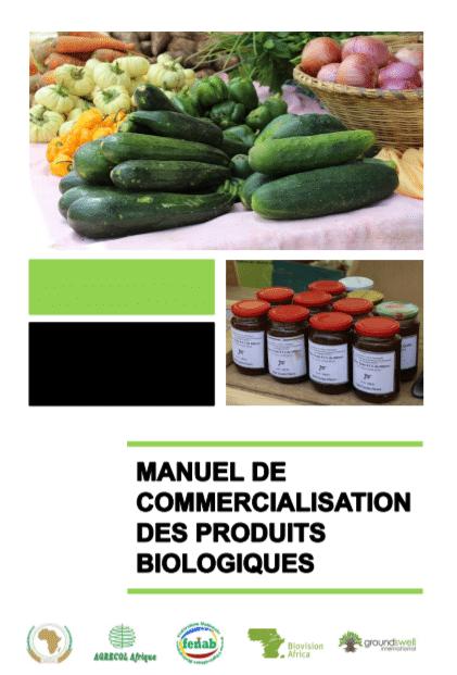 Manuel - Commercialiser des produits biologiques