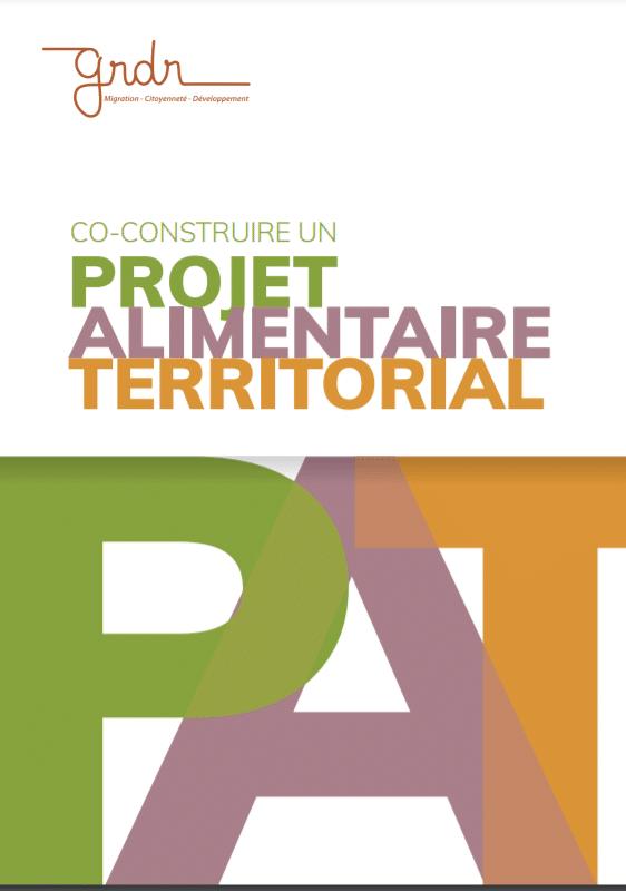 Guide - Co-construire un projet alimentaire territorial
