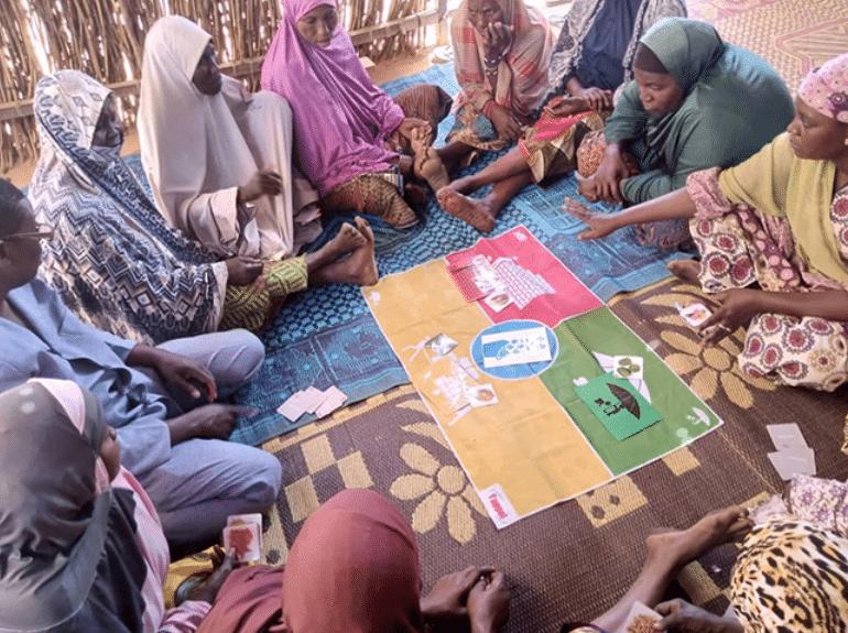 Un outil d'éducation nutritionnelle ludique pour renforcer la prévention de la malnutrition infantile au Niger