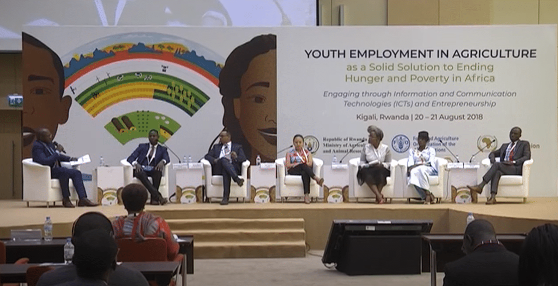EA Debate: Youth in agribusiness – How to attract Africa's young people to farm
