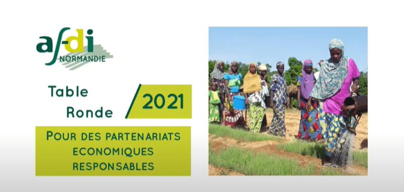 Table ronde - Les Partenariats économiques responsables : l'expérience de « Jus Tillou »