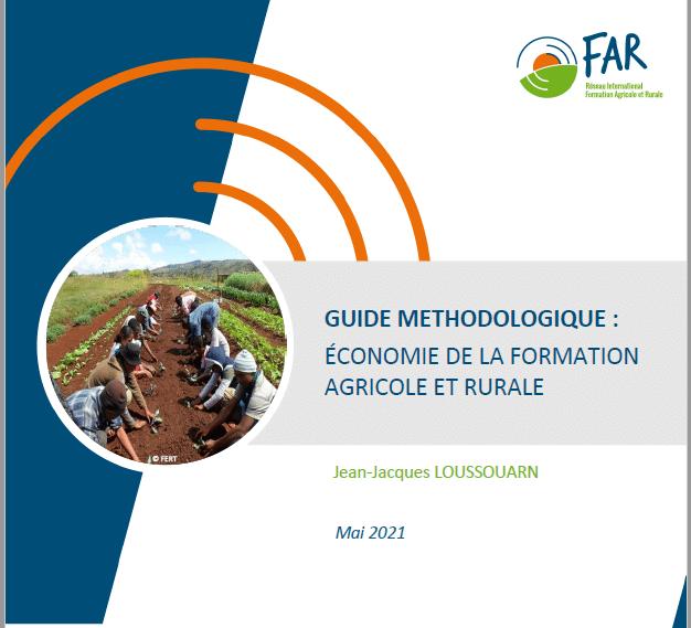 Guide méthodologique : Économie de la formation agricole et rurale