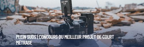 Plein Suds - Concours de cours métrage