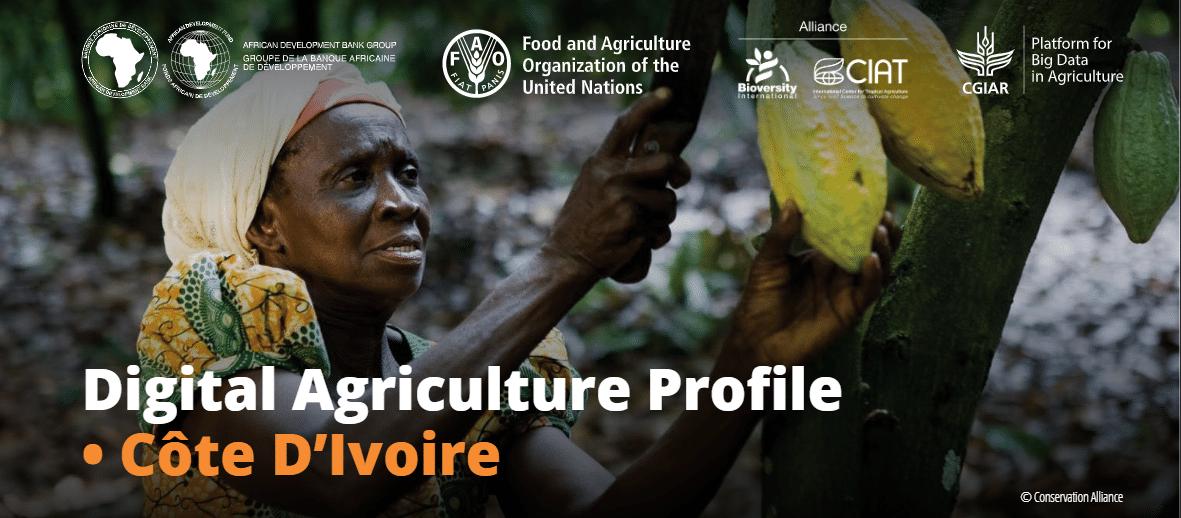Digital Agriculture Profile - Côte d'Ivoire