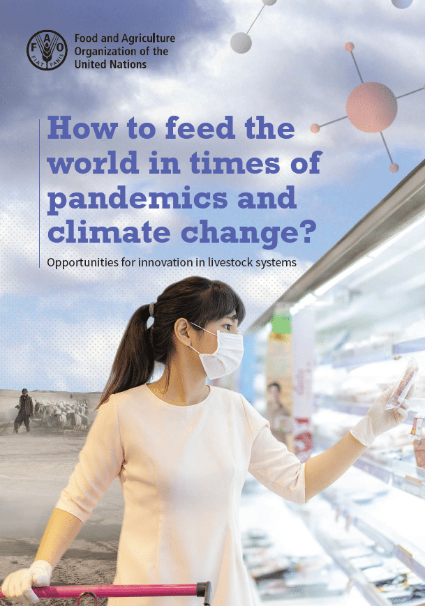 How to feed the world in times of pandemics and climate change?