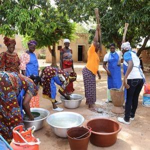 Renforcer les systèmes agricoles au service de la nutrition