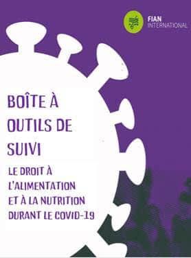 Boîte à outils pour mesurer l'impact du coronavirus sur le droit à l'alimentation