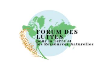 Forum des luttes pour la terre et les ressources naturelles