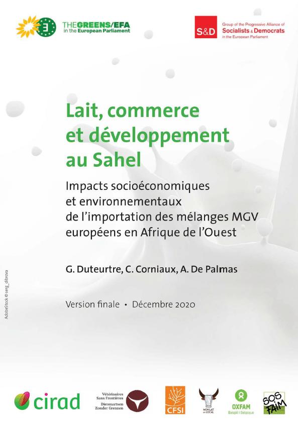 Lait, commerce et développement au Sahel