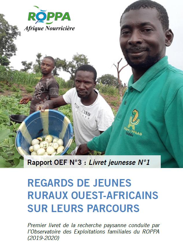 Réconcilier les jeunes ruraux avec l'exploitation familiale et libérer leur potentiel, en Afrique de l'Ouest