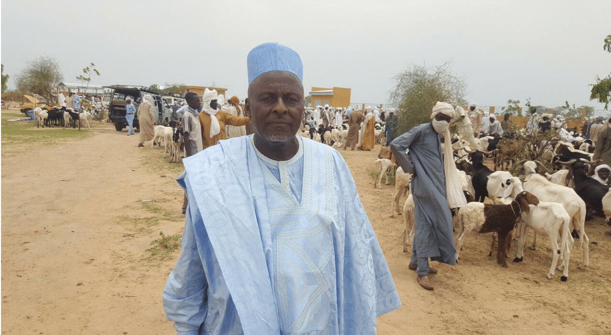 Radio - Le marché de bétail de Karmé