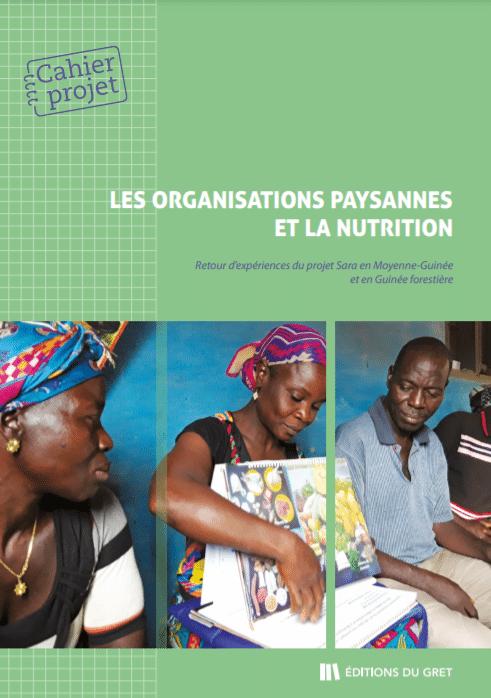 Cahiers projets - Les organisations paysannes et la nutrition