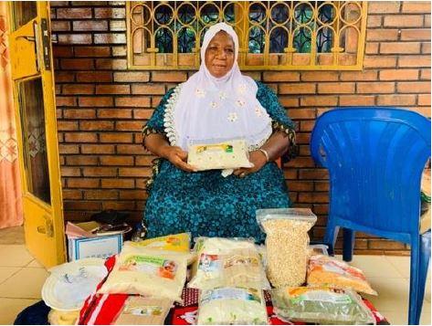 Le parcours d'une entrepreneuse burkinabè