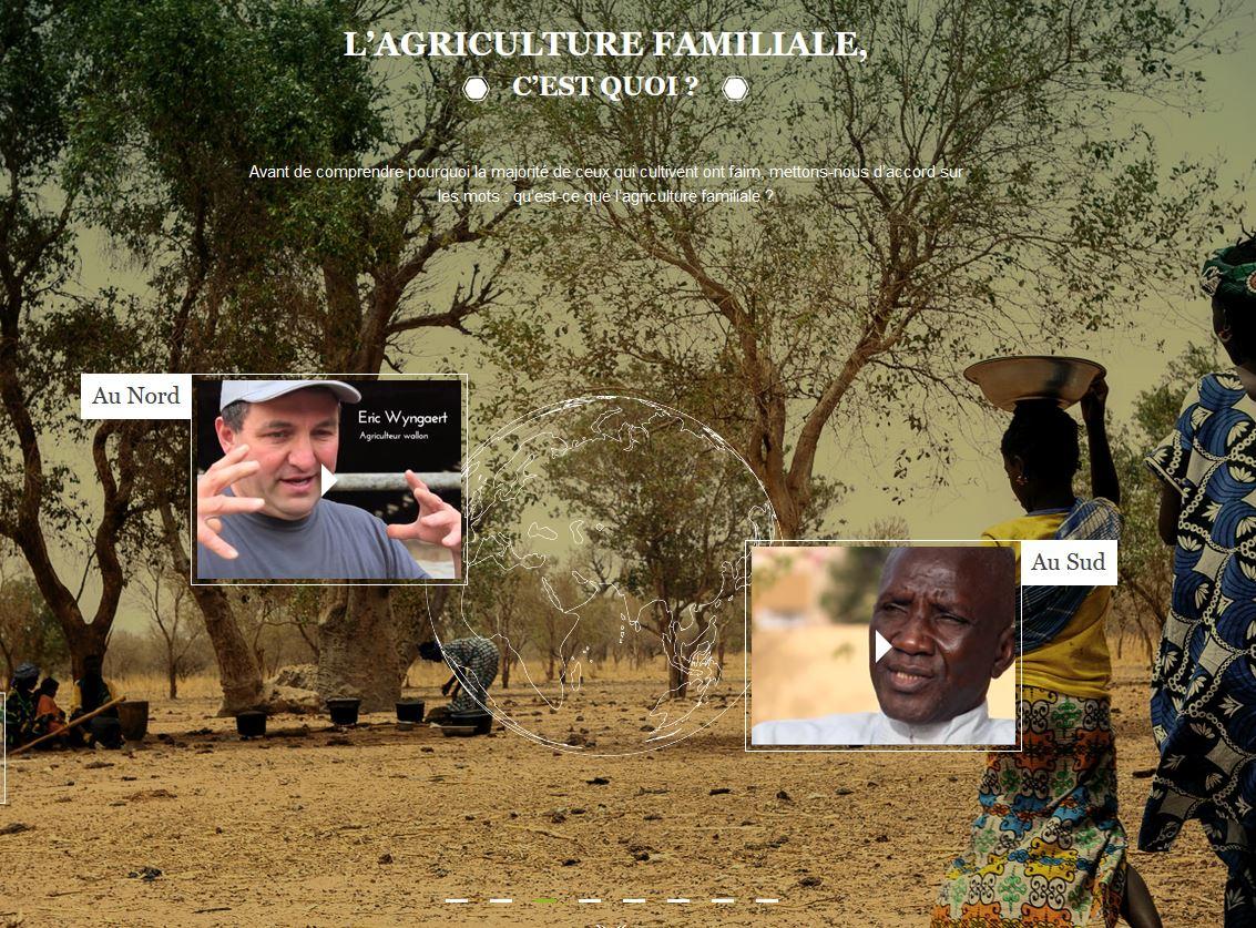 Une agriculture pour nourrir le monde