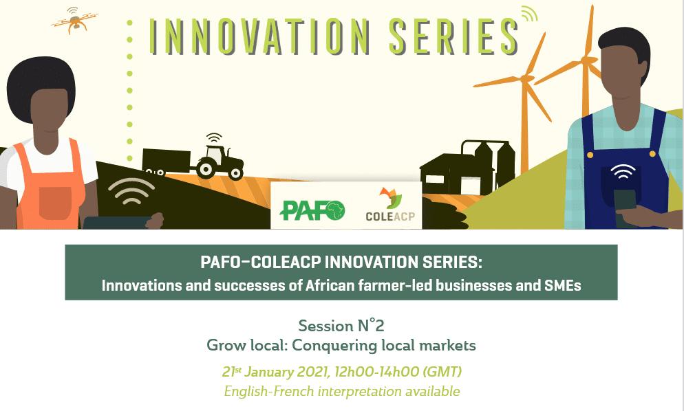 Innovations et succès des entreprises & PME africaines: Marchés locaux