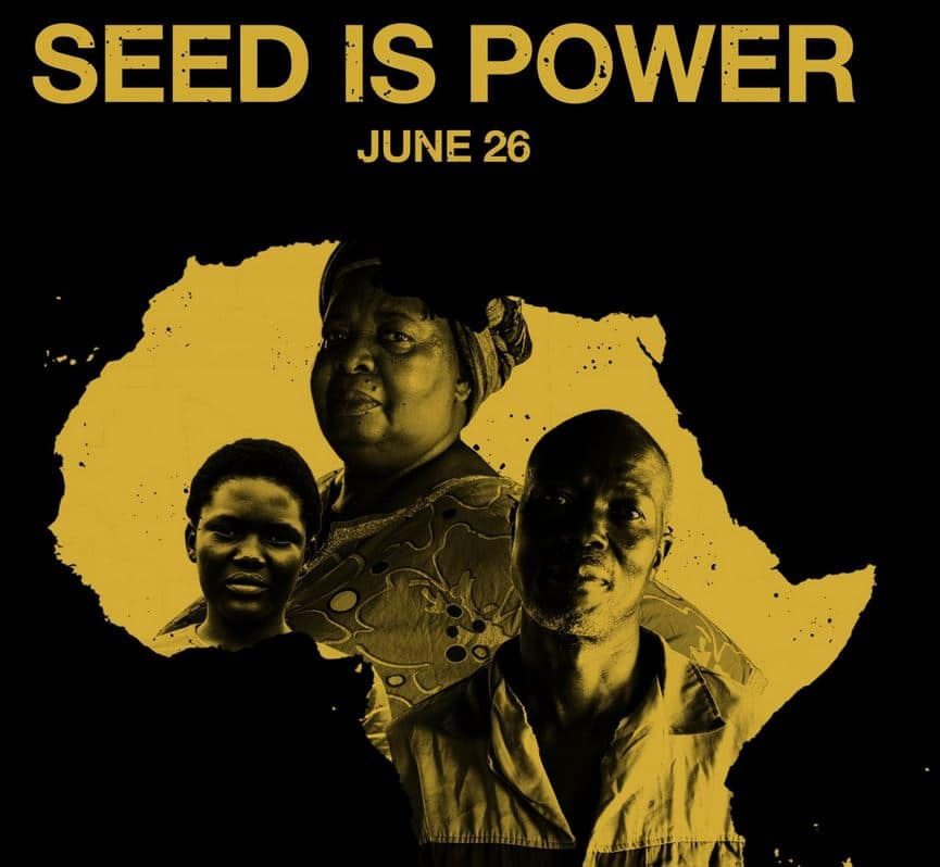 Campagne virtuelle - Seed is power