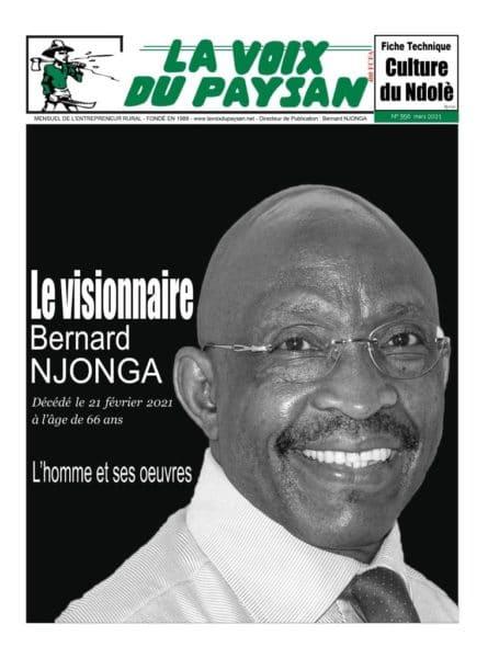 Ainsi parlait Bernard Njonga