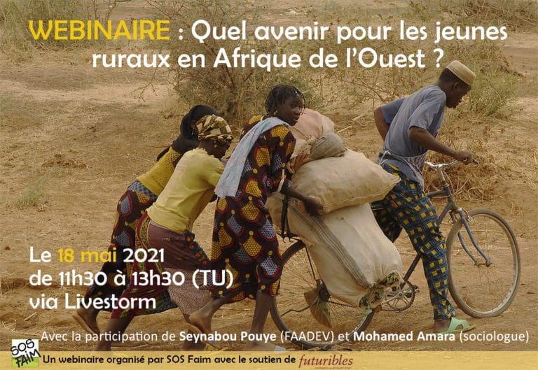 Webinaire - Quel avenir pour les jeunes ruraux en Afrique de l'Ouest ?