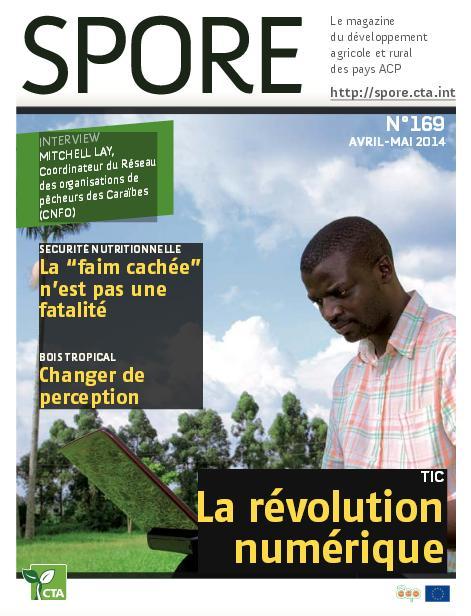 Spore n°169 avril - mai 2014