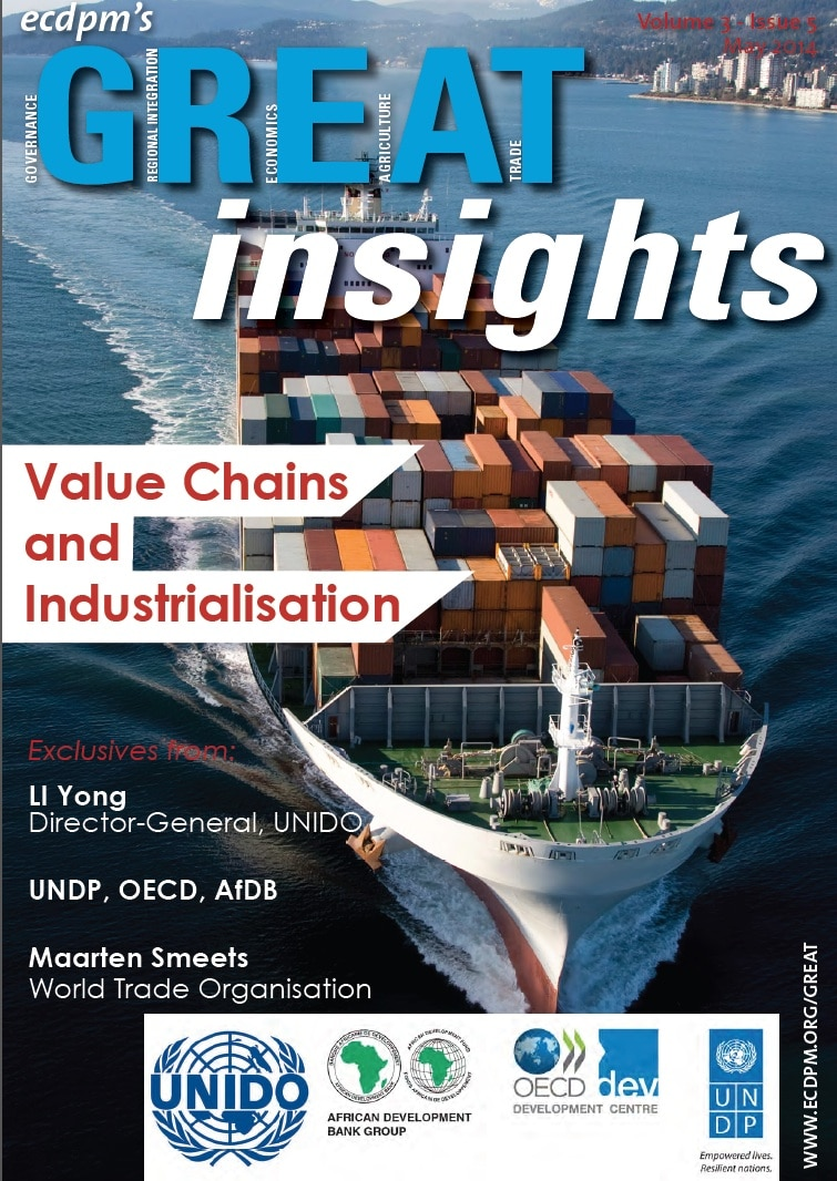 GREAT insights : Value Chains and Industrialisation (Volume 3 - Issue 5 - May 2014)