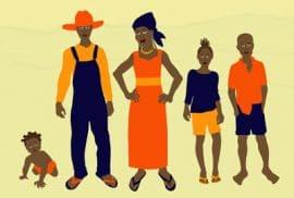 Une autre vision du jeu en ligne : African farmer