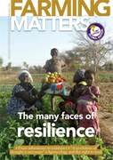 Farming matters: The many faces of resilience