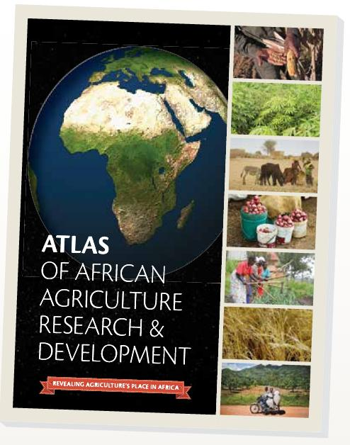 Atlas IFPRI of African Agriculture Research and Development