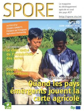 Spore n°170 juin - juillet 2014