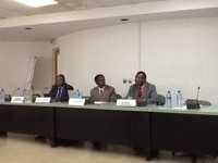 Actualités : rapprochement institutionnel entre le CILSS et la CEDEAO
