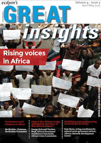 GREAT Insights: Rising voices in Africa