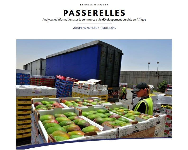 Revue Passerelles : La question de l'aide pour le commerce sous la loupe