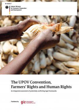 The UPOV Convention