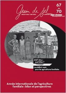 Regards croisés sur l'Année internationale de l'agriculture familiale