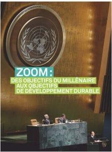 Des Objectifs du millénaire aux Objectifs de développement durable