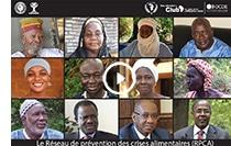 Un film sur l'histoire du Réseau de prévention des crises alimentaires (RPCA)