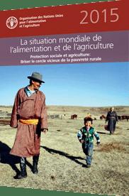 Rapport 2015 FAO sur la situation mondiale de l'alimentation et de l'agriculture : renforcer la protection sociale
