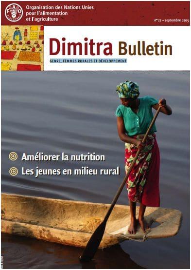 Dimitra Bulletin n°27 - septembre 2015