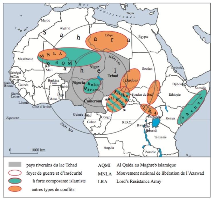 Le lac Tchad : mythes et réalités environnementales