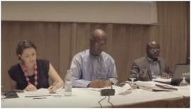 Atelier sur les acquisitions de terres à grande échelle et la reddition de comptes en Afrique