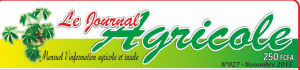 Le journal agricole n°028 (Togo) - Janvier 2016